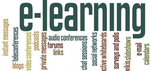 Wordle e-learning